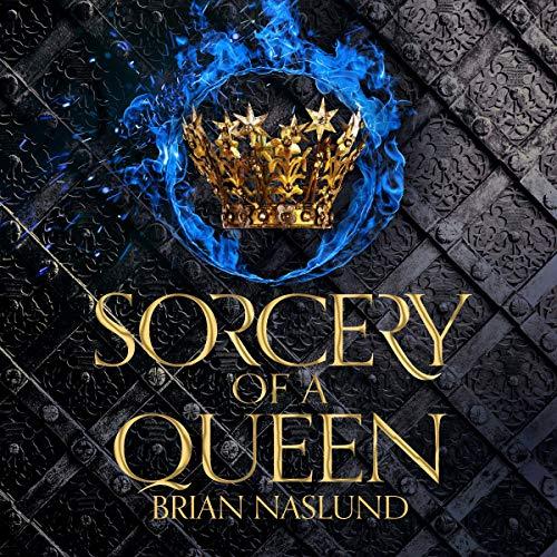 Couverture de Sorcery of a Queen
