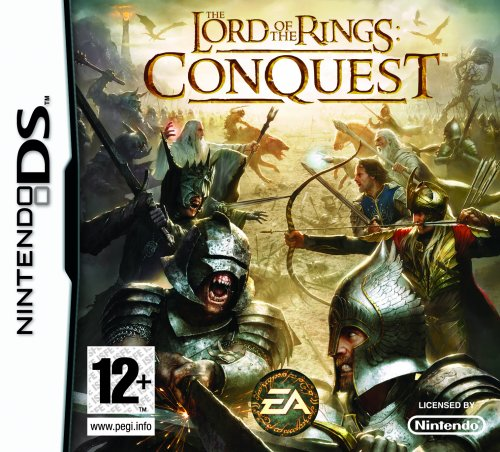 Lord Of The Rings: Conquest (Nintendo DS) [Edizione: Regno Unito]