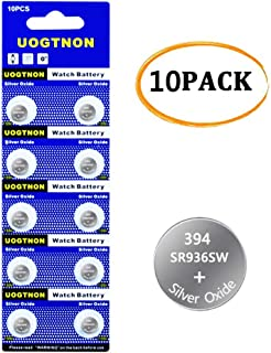 394 SR936SW Watch Battery 1.5V Button Cell (10-Pack)