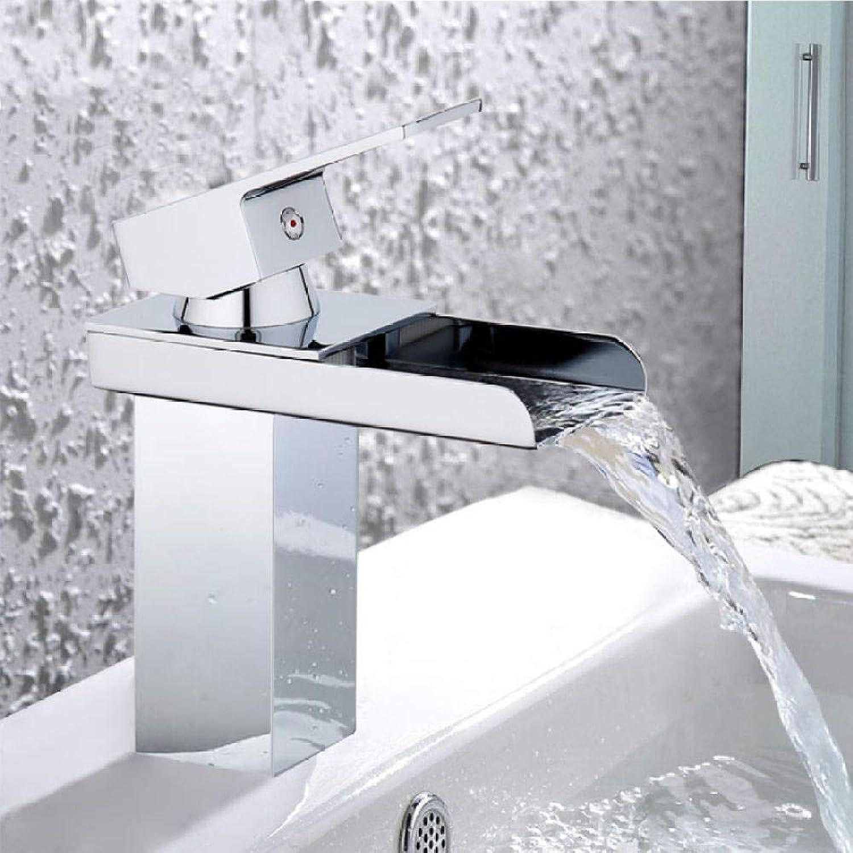 Wassermischbatterie waschbecken wasserhahn bad waschbecken wasserhahn einlochmontage messing wasserhahn wasserfall wc waschbecken wasserhahn y01