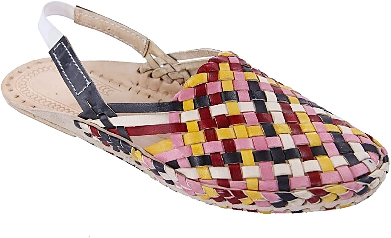 KOLHAPURI CHAPPAL Original Awesome mat Style Designer's Five color Back Strip Ladies Kolhapuri Half shoes Slipper Sandal