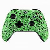 eXtremeRate Ersatz-Gehäuse für Microsoft Xbox One S und Xbox One X Controller, strukturiert, Grün