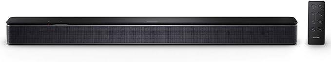 Bose Smart Soundbar 300 Bluetooth Connectivity with Alexa Voice Control Built-In, Black
