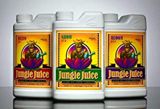 Advanced Nutrients Jungle Juice Micro, Grow, and Bloom - 4 Liters