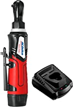 "G12 Cordless 1/4"" Ratchet Wrench 30 ft-lbs 240 Rpm Tool Set with 1 Li-ion Batteries.."