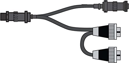 Sensor-1 RYSRAV2 Y Cable DICKEY-John Radar with 4-Pin Amp to One