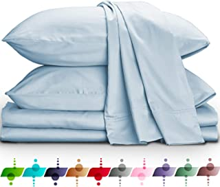 Best king size 100 cotton bed sheets Reviews