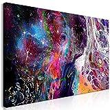 murando Handart Cuadro en Lienzo Abstracto 120x60 cm 1 Pieza Cuadros Decoracion Salon Modernos Dormitorio Impresión Pintura Moderna Arte Galaxy Cosmos a-A-0420-b-a