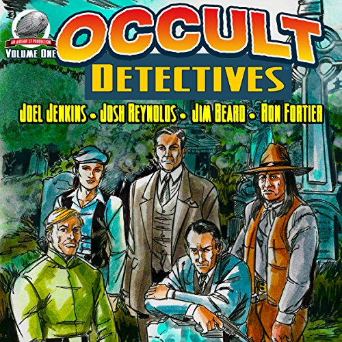 Occult Detectives, Volume 1 audiobook cover art
