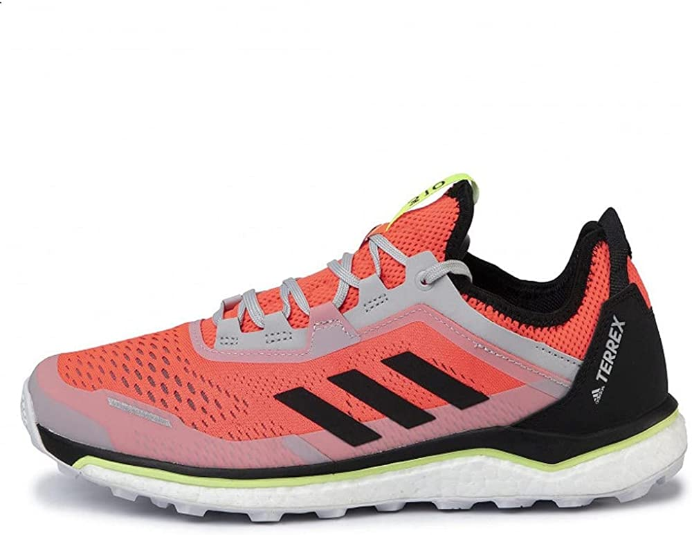 adidas Terrex クリアランスsale 期間限定 日本未発売 Agravic Flow Trail - SS20-8.5 Red Shoes Running