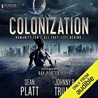 Colonization audiobook cover art