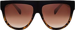 Cheapass Sunglasses Ladies Oversized XXL Oversized UV-400 Designer Glasses Women
