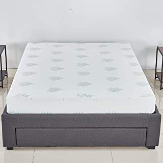Memory Foam Mattress,Bed in a Box, 30-Night Trial,Firm But Comfortable Feel,for Support and Better Overnight Recovery,CertiPUR-US Certified - 8-Inch (Full)