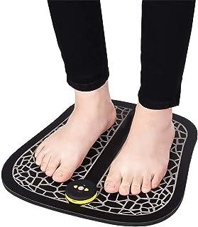 Eléctrica masajeador de pies - Hombre 10 Fuerza de Nivel automático Masaje del pie Circulación Body Massager del Instrumento del Tratamiento