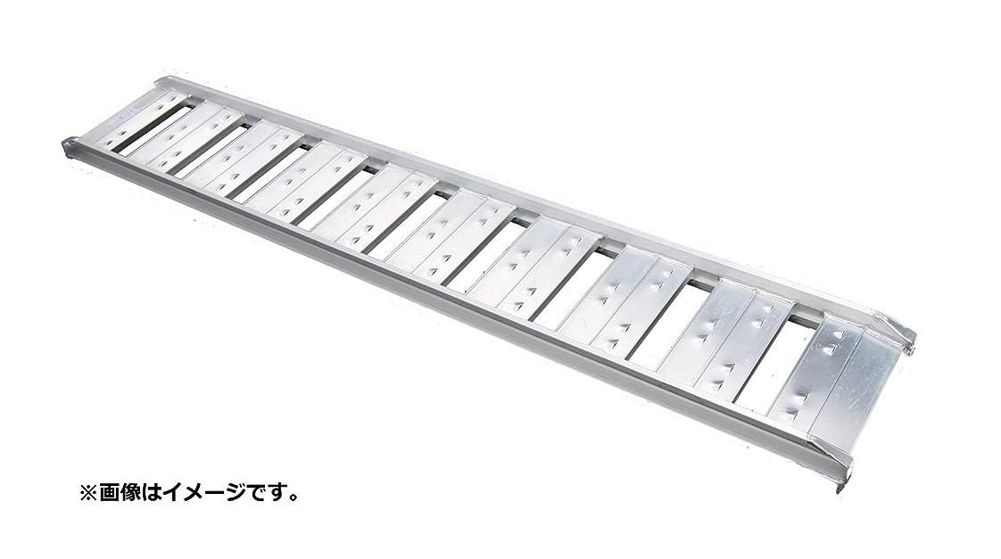 ポーチ作物話昭和ブリッジ (SHOWA BRIDGE) アルミラダーレール [ SBA-180-30-0.5 ] 【1本販売】 SBA-180-30-0.5