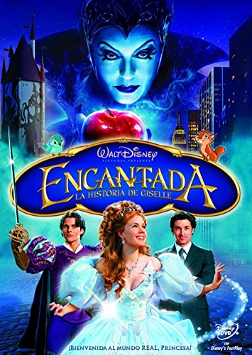 Encantada: La Historia De Giselle [Blu-ray]