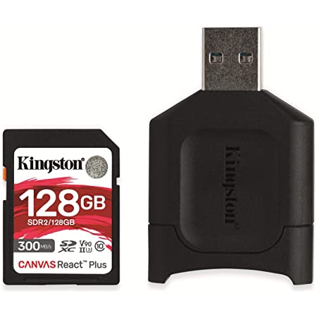 Kingston Mlpr2 128gb Sd Karten Kartenlesegeräte Computer Zubehör
