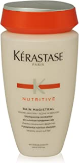 Kerastase Nutritive Bain Magistral Shampoo, 8.5 Oz
