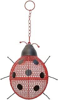 Perky-Pet RSB00344 Ladybug Mesh Wild Bird Seed Feeder