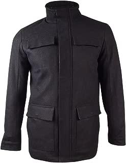 Men's Wool 4-Pocket Jacket