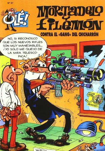 Contra el «gang» del chicharrón (Olé! Mortadelo 97)