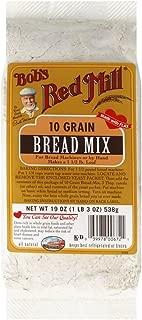 Bob's 10 Grain Bread Mix 19 OZ (Pack of 12)