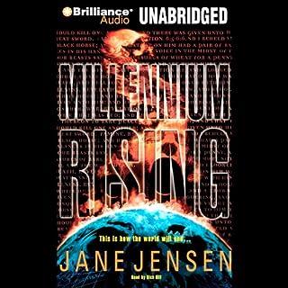 Millennium Rising audiobook cover art