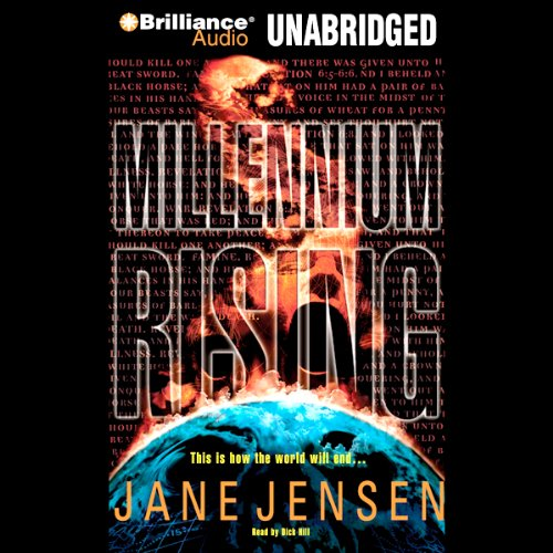 Millennium Rising                   By:                                                                                                                                 Jane Jensen                               Narrated by:                                                                                                                                 Dick Hill                      Length: 19 hrs and 38 mins     44 ratings     Overall 3.7