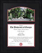 Athens Art and Frame Diploma Frame with Arch