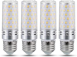 Bombilla LED E27 16W Luz Fria 6000K, 1600LM, Equivalente Lámpara Halógena 100W 120W, Ángulo 360, AC 230V, No Regulable, Ed...