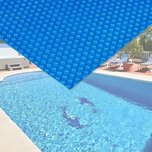 Wiltec Pool 4x6m blau Bild