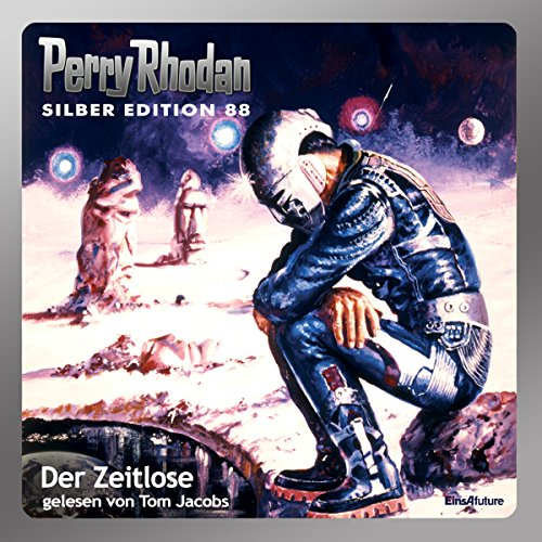 Der Zeitlose     Perry Rhodan Silber Edition 88              By:                                                                                                                                 William Voltz,                                                                                        H. G. Francis,                                                                                        Ernst Vlcek,                   and others                          Narrated by:                                                                                                                                 Tom Jacobs                      Length: 16 hrs and 32 mins     Not rated yet     Overall 0.0