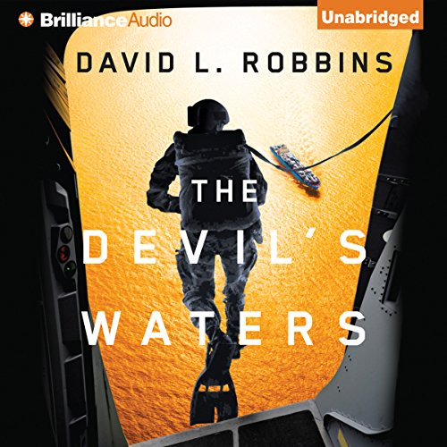 The Devil's Waters audiobook cover art