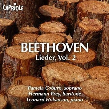 Beethoven, L. Van: Lieder, Vol. 2