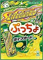 UHA味覚糖 ぷっちょ ライフガード 88g ×6袋