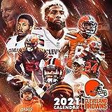 Cleveland Browns: OFFICIAL Calendar 2021-2022