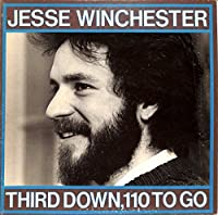 Third Down, 110 To Go(1972 US Original BR2102) [Jesse Winchester][LP盤]