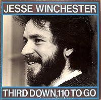 Third Down, 110 To Go(1972 US Original BR2102) [Jesse Winchester][LP盤]