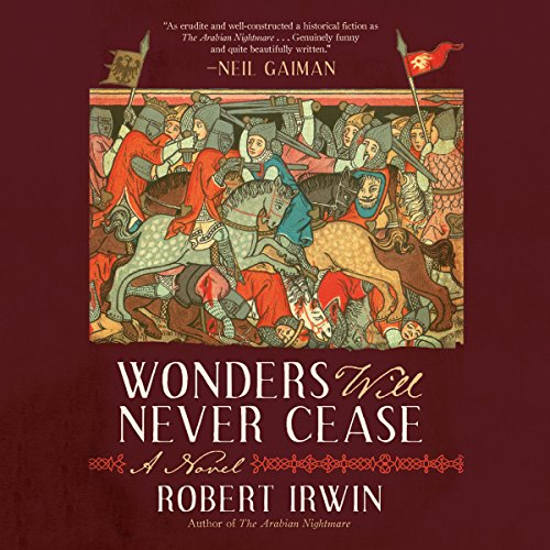 Wonders Will Never Cease audiobook cover art