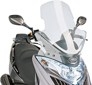 Windscreen Puig 0991H City Sport Kymco Bet /& Win 125//150//250/ Clear//Smoke