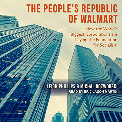 The People's Republic of Walmart cover art