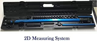 5 Star 2D Measuring System AUTO Body Frame Machine Tram Gauge Perfect Solution