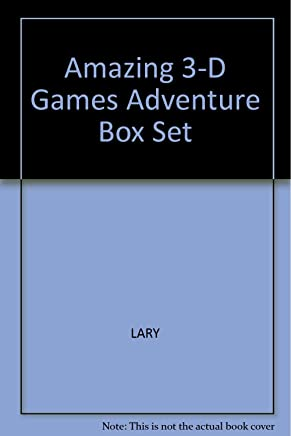 Amazing 3-D Games Adventure Box Set
