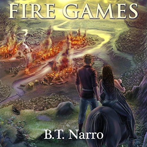 Fire Games cover art