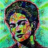 Culturenik Frida Kahlo von Brooklyn Artist Dean Russo,