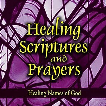 Healing Scriptures and Prayers Vol. 3: Healing Names of God