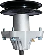 boeray N Lawn Mower Spindle Assembly Replaces Cub Cadet 618-05137 MTD 918-05137 with 4 Bolts