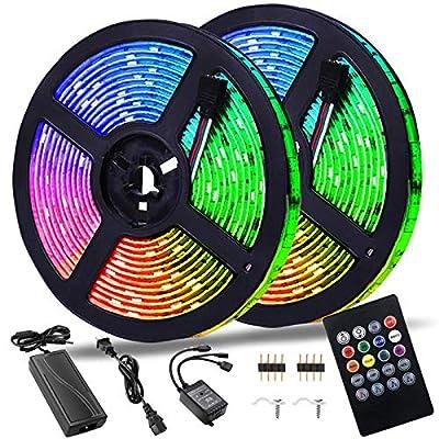 LED Strip Lights Smart Color Changing Rope Ligh...