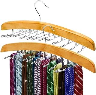necktie hanger hooks