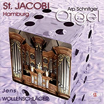 Alt-Hamburgischer Organistenspiegel (Arp Schnitger-Orgel, Sankt Jacobi, Hamburg)